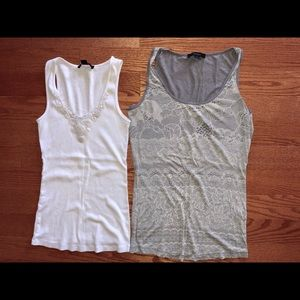 2 Express tank tops - Size:M
